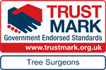 Trust Mark Member - Devon Tree Surgeons